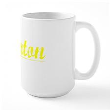 Wharton, Yellow Mug