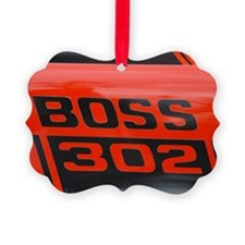 Boss Ornament