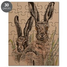 Two Hares Puzzle