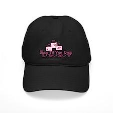 Shop Til You Drop Baseball Hat