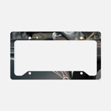 Scorpio Poison License Plate Holder