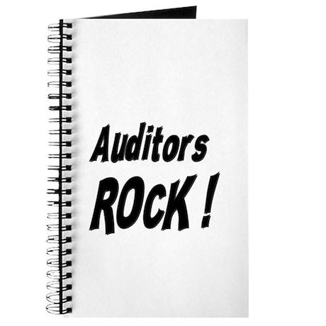 Auditors Rock ! Journal