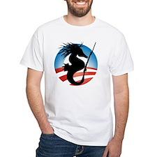 Seahorse and Bayonet Shirt