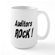 Auditors Rock ! Mug