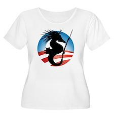 Seahorse and  T-Shirt