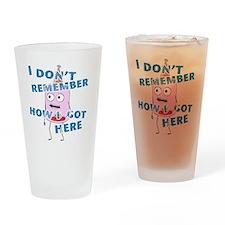 mm-d7-BlackApparel Drinking Glass