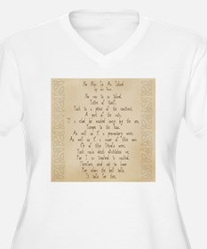 For Whom the Bell T-Shirt