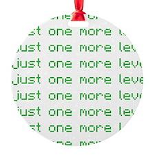 One more level Ornament
