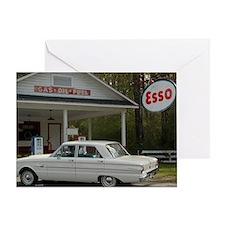 Esso Expresso Greeting Card