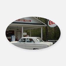 Esso Expresso Oval Car Magnet