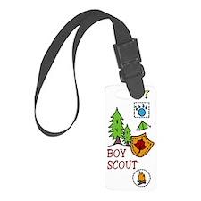 Boy Scout Luggage Tag