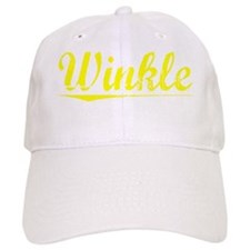 Winkle, Yellow Baseball Cap