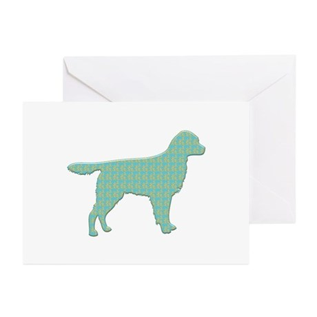 Paisley Staby Greeting Cards (Pk of 10)