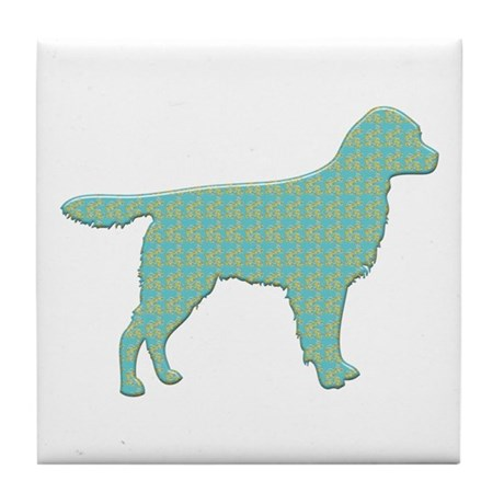 Paisley Staby Tile Coaster