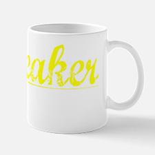 Whiteaker, Yellow Mug