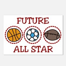 Future All Star Postcards (Package of 8)