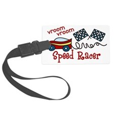 Speed Racer Luggage Tag