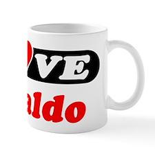 I Love Osvaldo Mug