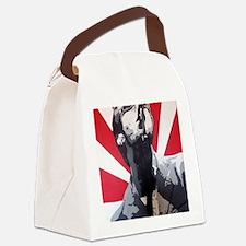 Liam Gallagher Canvas Lunch Bag