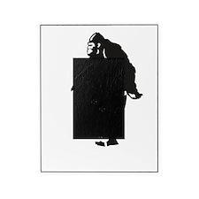 Bigfoot Rides Picture Frame