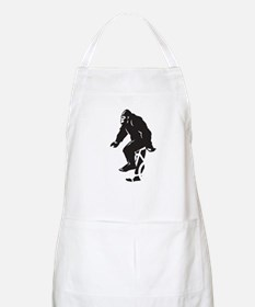 Bigfoot Rides Apron