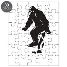 Bigfoot Rides Puzzle