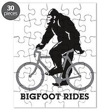 Bigfoot Rides Puzzle