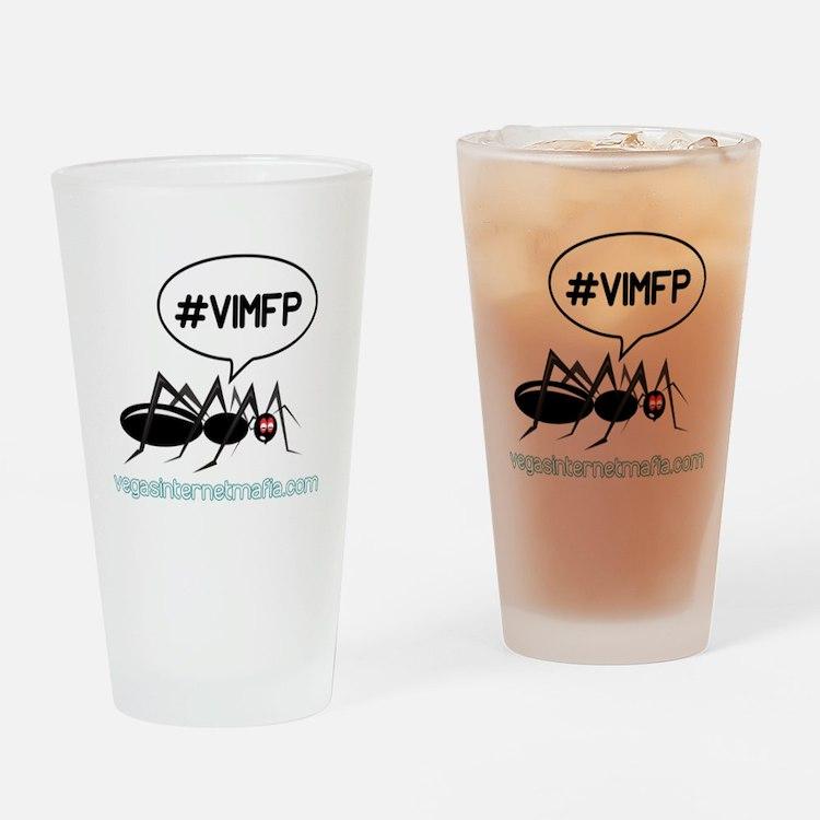 #VIMFP Drinking Glass