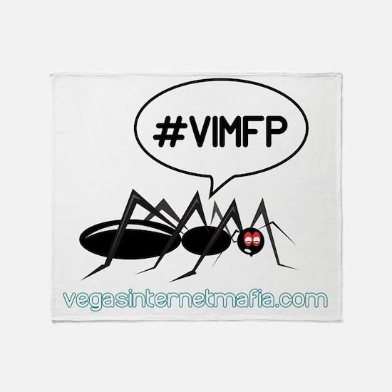 #VIMFP Throw Blanket