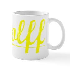 Wolff, Yellow Mug