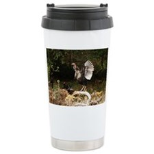 Wild Turkey Wingspread Travel Mug
