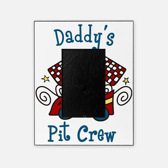 Daddys Pit Crew Picture Frame
