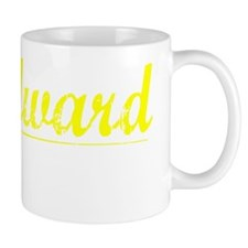 Woodward, Yellow Mug