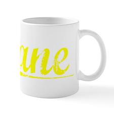 Zane, Yellow Mug
