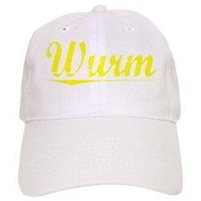 Wurm, Yellow Baseball Cap