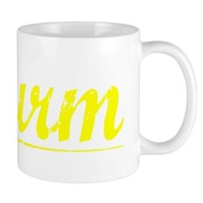 Wurm, Yellow Mug