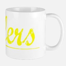 Zellers, Yellow Mug