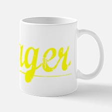 Yeager, Yellow Mug