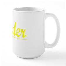 Zander, Yellow Mug