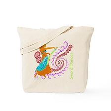 Sword Dancer Tote Bag