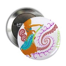 "Sword Dancer 2.25"" Button"