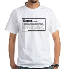 Human Ingredients Shirt