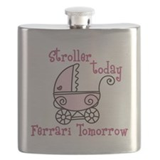 Stroller Today Flask