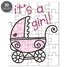 Its A Girl Puzzle