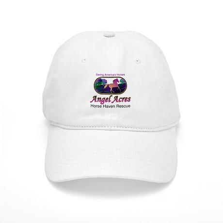 Angel Acres Horse Haven Rescue Cap