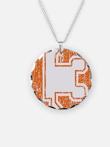 Retro 13 Orange Necklace