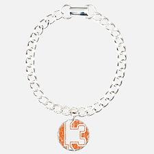 Retro 13 Orange Bracelet