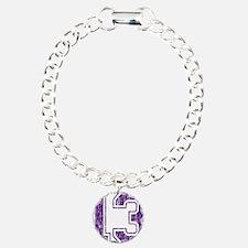 Retro 13 Purple Bracelet