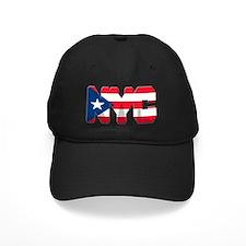 New York Puerto Rican Baseball Hat