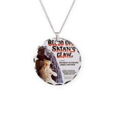 Blood on Satans Claw Necklace